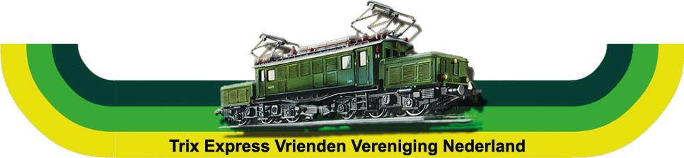 Logo Trix Express Vrienden Vereniging Nederland